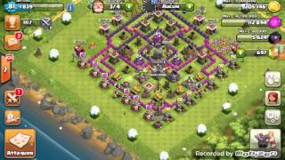 Victoire !? Clash of clans [fr]