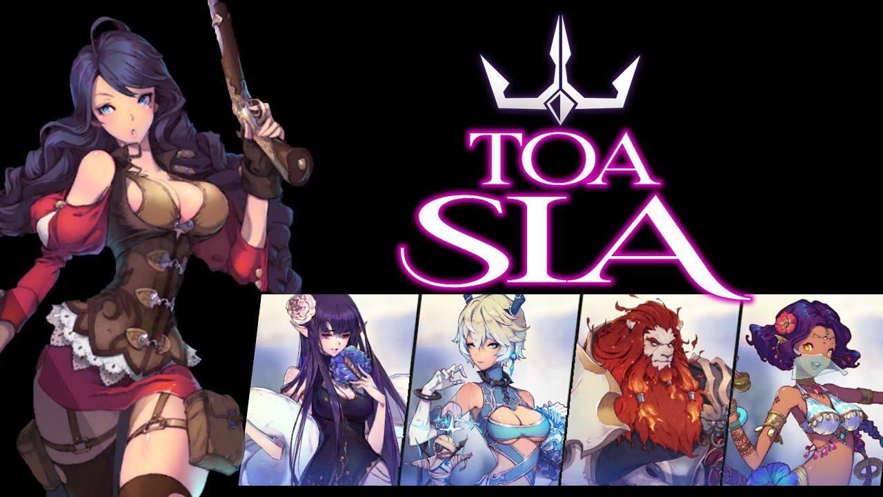 F2P | ToA Sia Boss Guide | Kingdom of Heroes: Tactics War