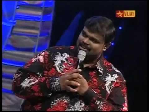 Vijay TV Airtel Super Singer, En Chellam, Song Sung by Pastor Alwin Thomas - Tamil Christian Song