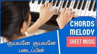 Kuyavane Kuyavane-Tamil Christian Song keyboard Notes -Kve music-Sheet mUsic
