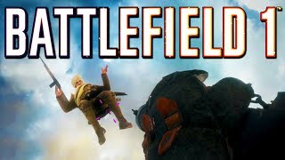 Battlefield 1: Destroying the Entire Enemy Team! (PS4 Pro Multiplayer Gameplay)