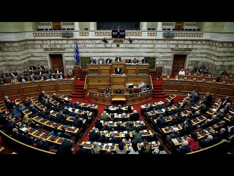 Greek parliament approves first budget since exiting bailout programmes