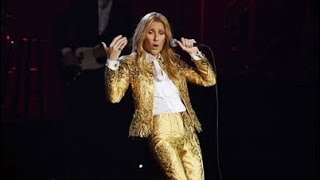 celine dion more clips from tokyo 2018 screens