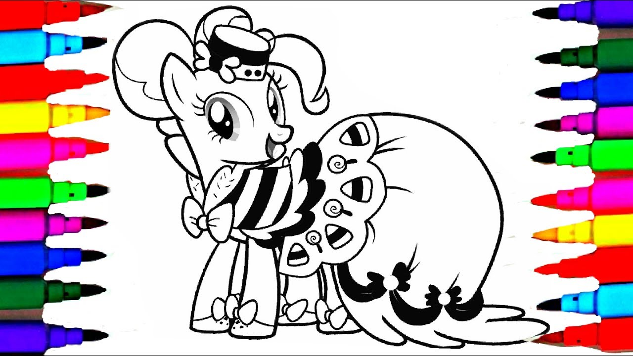 pie coloring page # 27