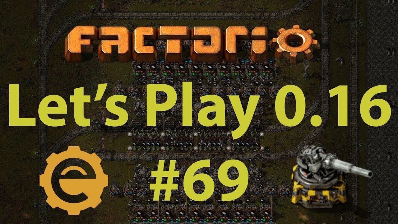 Factorio 0.16 Letu0027s Play #69   Blue Science Packs