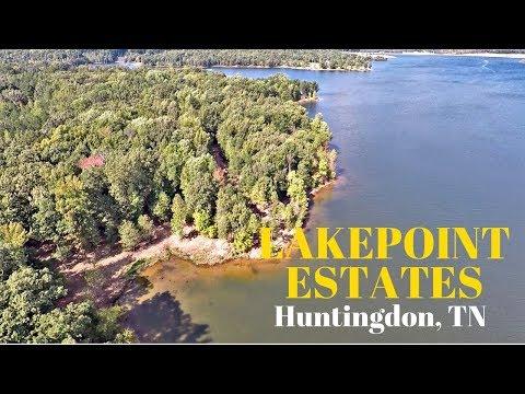 LakePoint Estates •Huntingdon, TN