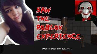 Saw: The Roblox Experience Walkthrough