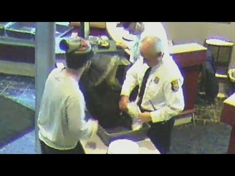 Cops Assault Man Paying Parking Ticket (VIDEO)