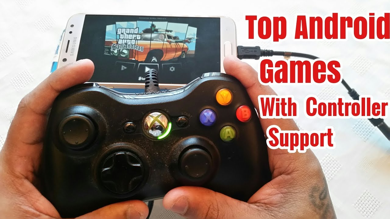 59 Best Android Games with Controller Support | List of ...
