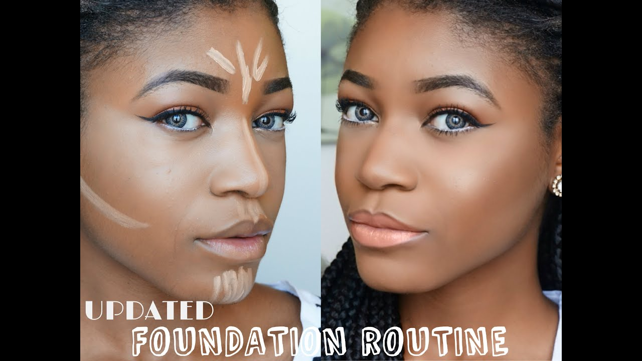 DETAILED Highlight & Contouring Routine (Beginner Friendly ...