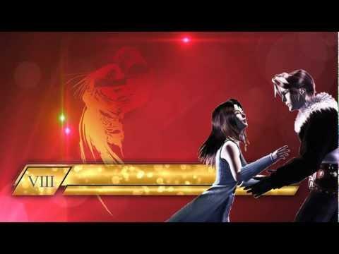 Final Fantasy VIII - Eyes on me (Lyrics)
