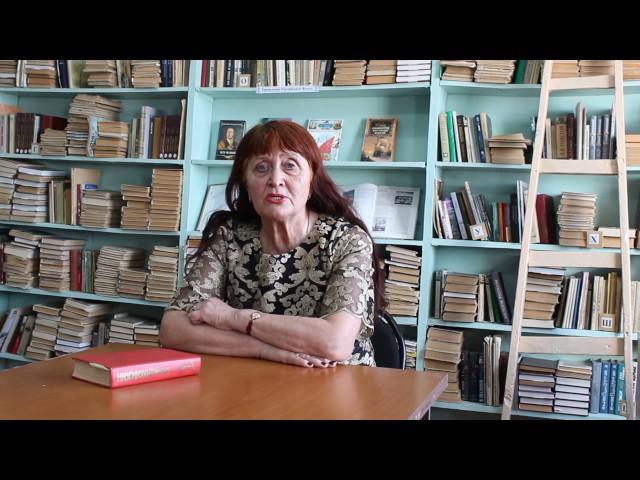 Изображение предпросмотра прочтения – НинаСамарина читает произведение «Лиличка! (Вместо письма)» В.В.Маяковского