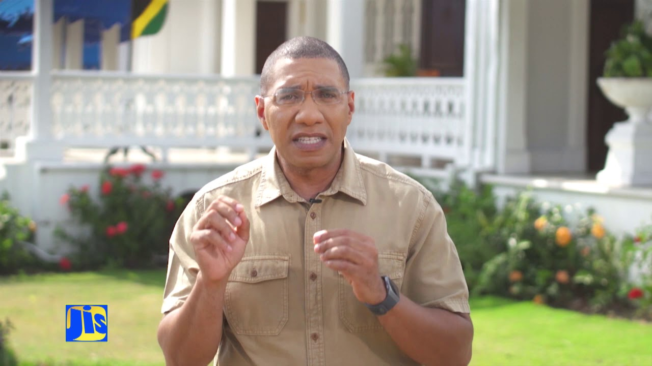MHPM Andrew Holness 2019 Labour Day Message