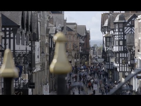 Why should you visit Chester?