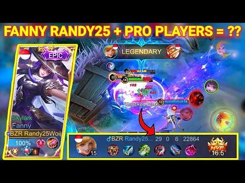 RANDY25 FANNY CARRY
