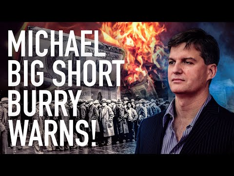 """Michael """"Big Short"""" Burry: This Is The Greatest Bubble Of All Time In All Things"""