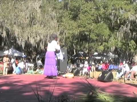 Gullah/Geechee TV Nayshun Nyews with Queen Quet Ep 114 Pt 2 Heritage Day 2012