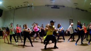 Los 4 ft Charanga Habanera...Lo Tengo Yo...Zumba® Coreo by Ricky Cardozo