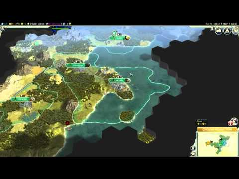Let's Play the Past: Civilization V (China) Part 3