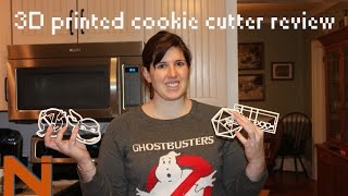 Etsy 3D Printed Cookie Cutter Review By Nerd Immersion