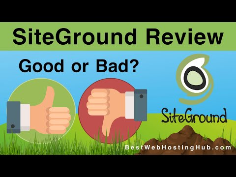SiteGround Review - Is SiteGround Good Or Bad For Web Hosting?