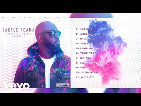 Barack Adama - Foutaise (audio) ft. Dadju