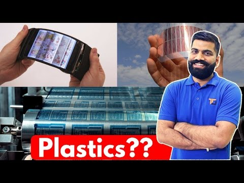 Conductive Plastics!!! The Future of Technology