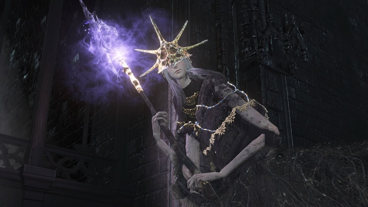 dark souls 3 how to kill lancers