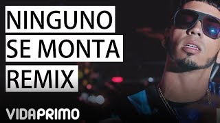 Darell - Ninguno Se Monta ft. Ñengo Flow (Remix) [Official Audio]