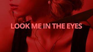 JUNE - Look Me In The Eyes // Lyrics