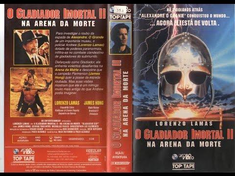 Trailer do filme O Gladiador Imortal
