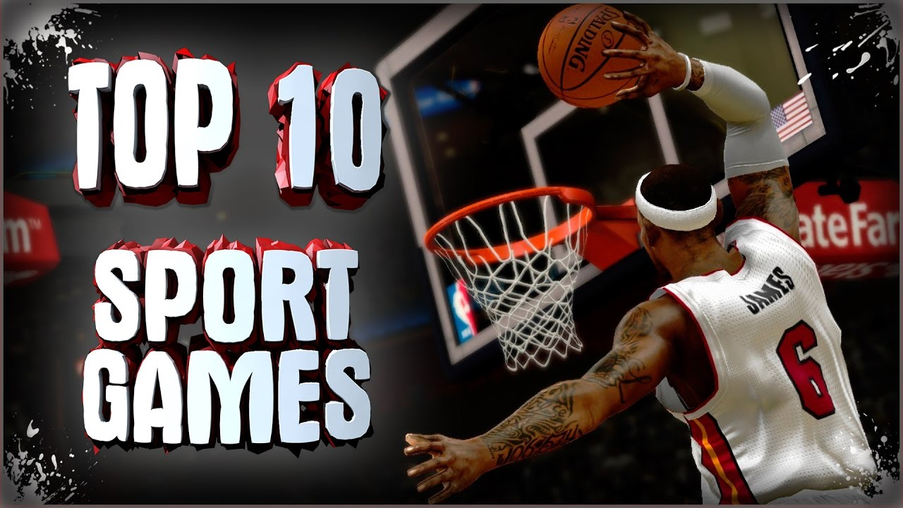 Best 10 Sport games for PC 2018
