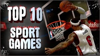 TOP 10 | Best Games for Low PC | Sport Games