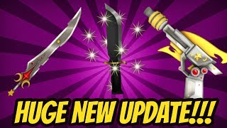 *EPIC* NEW FEDERATION KNIFE PACK!! [UPDATE] (+2 MAPS!!) (ROBLOX MMX)