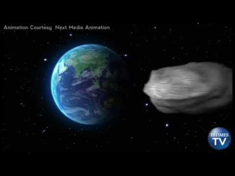Asteroid Headed for Earth in 2040