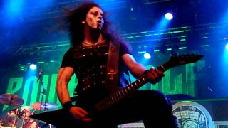 Power of Metal Tour; Powerwolf - Raise Your Fist, Evangelist