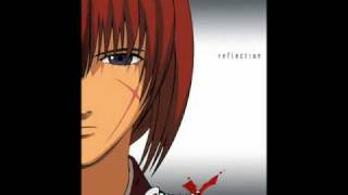 Samurai X(Rurouni Kenshin) Reflection Original Soundtrack-Eclipse