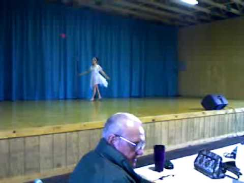 2009 Sandy Creek Competition Ballet to Castle in a Cloud