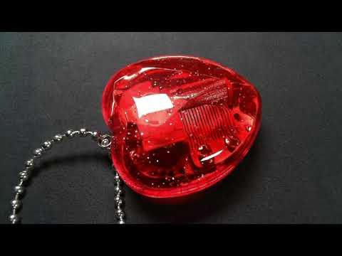 La Valse d'Amélie [ Custom Tune Keychain Music Box ]
