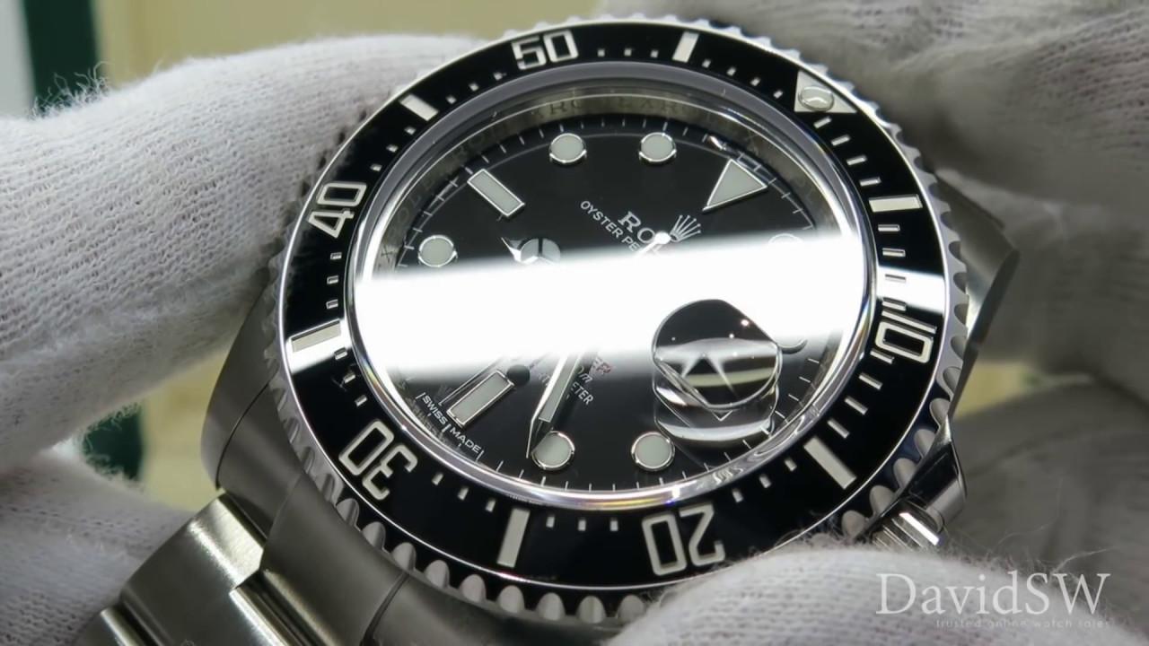 Rolex Sea Dweller 50th Anniversary Price