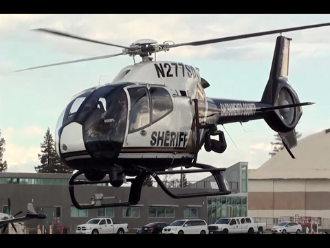 Sheriff Eurocopter EC-120 at California Capital Airshow 2016