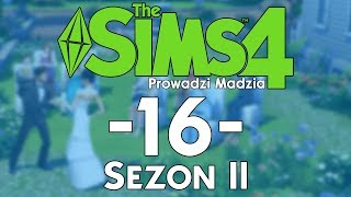 The SimS 4 Sezon II #16 - Sylwester z rodzicami Lu