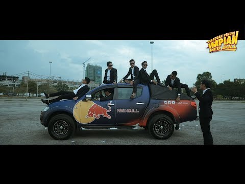 Red Bull x Sterk Production   BTS 'Mic Drop' Parody (Penuhi Impian Edit Mix)