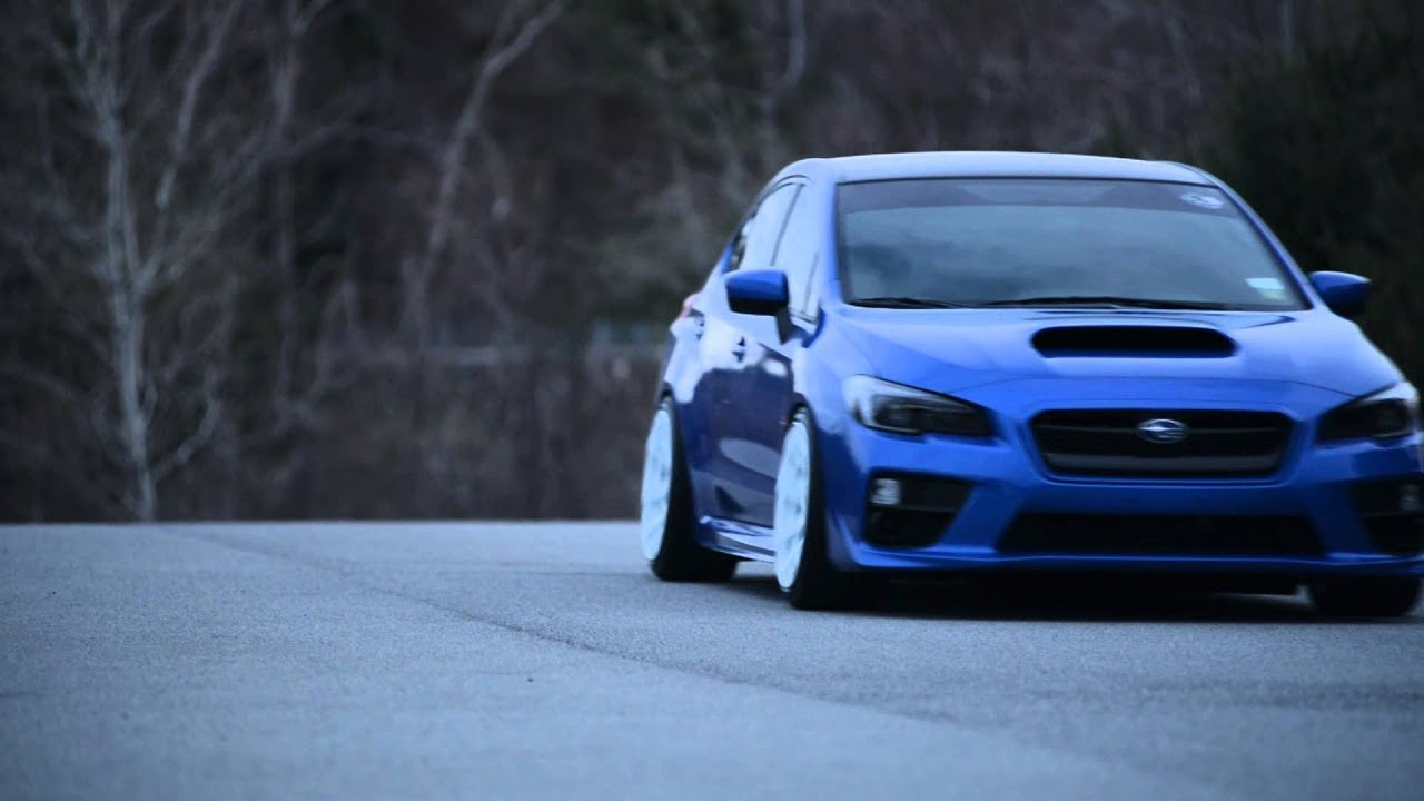 2017 Sti Lowered >> Amandas 2015 Subaru WRX - YouTube