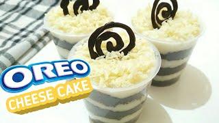 OREO CHEESE CAKE LUMER | PALING SIMPEL DAN EKONOMIS
