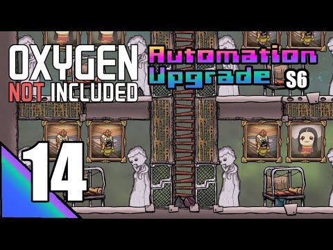 Oxygen Not Included (S6) 14:  Oil Base Camp!  ONI Multi Base Playthrough