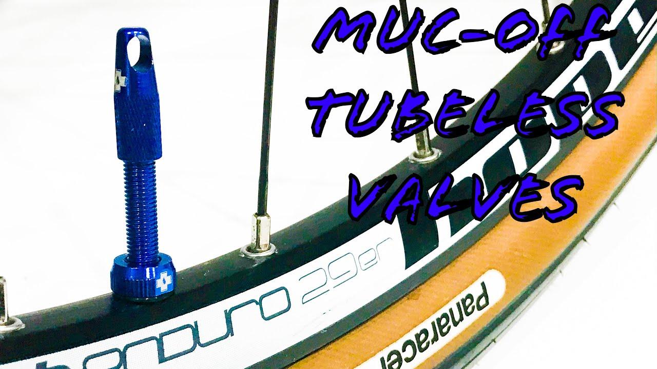 Muc Off Tubless Valves