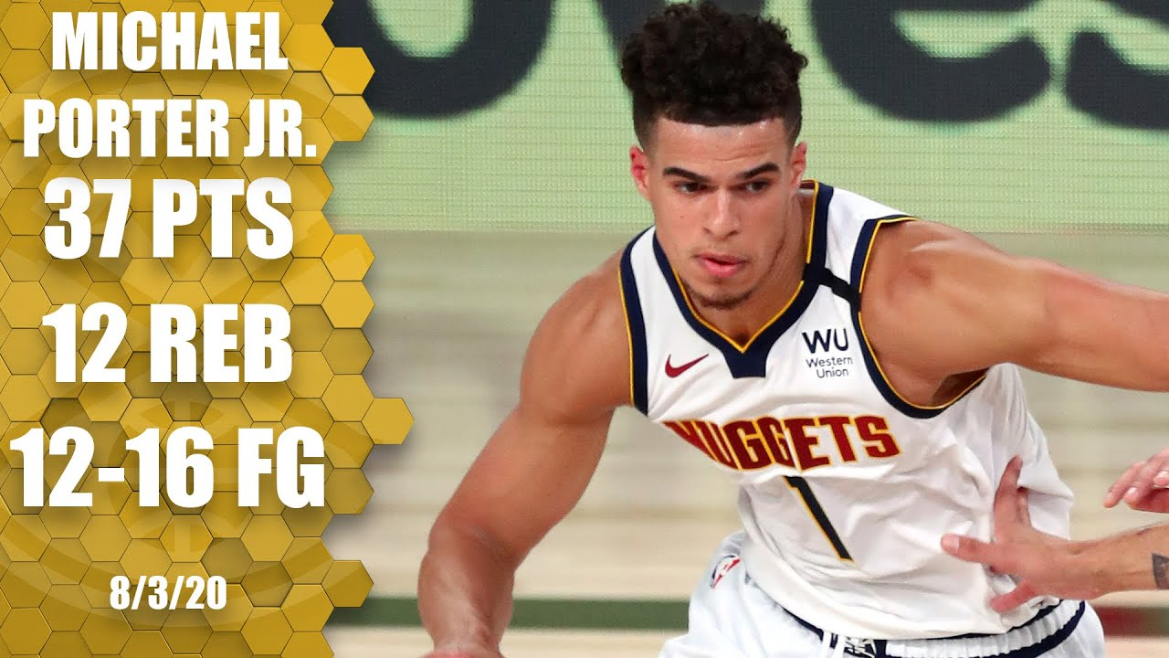 Michael Porter Jr. scores career-high 37 points vs. Thunder | 2019-20 NBA Highlights