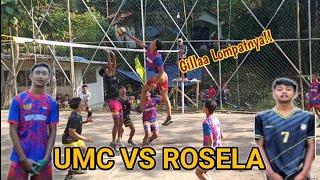 UMC Vs ROSELA   IWASI CUP 2021 Set Ke-2