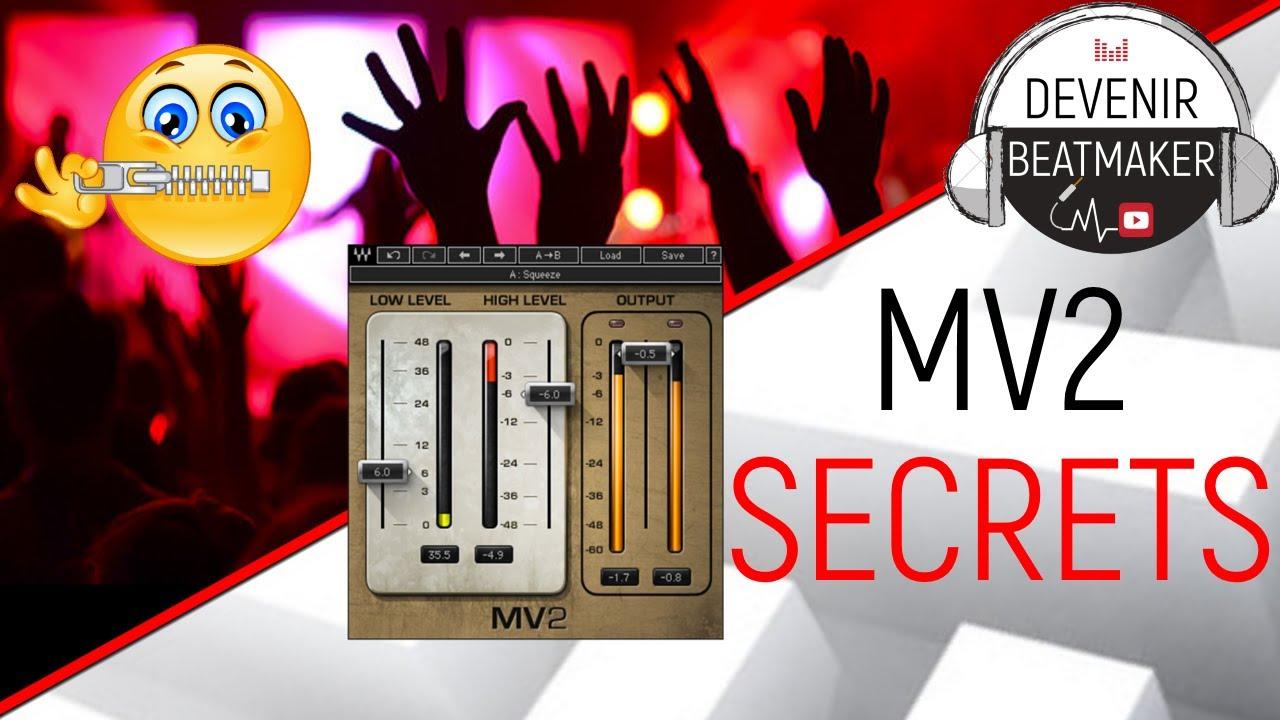 test les secrets du compresseur mv2 waves audio youtube. Black Bedroom Furniture Sets. Home Design Ideas